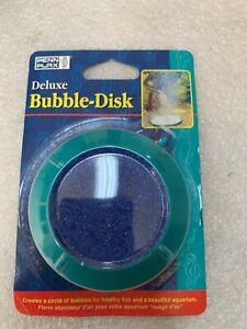 """Penn Plex 3-inch BUBBLE DISK 3"""" FISH TANK AQUARIUM ROUND DISC AIR STONE"""
