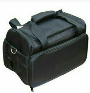 Friseurtasche Friseur Werkzeugtasche Friseur Geräte Koffer Tasche Schwarz!