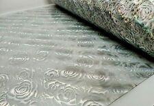 PVC Tischfolie  Tischdecke Schutzfolie 80 cm Breite mit Muster  1,6 mm