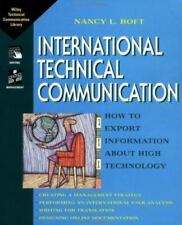 International Technical Communication : How to Export Information about High