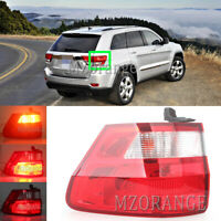 Right Driver Side Rear Tail Outer Light Lamp For Jeep Grand Cherokee 2011-2013