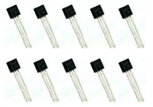 10 x BC547 NPN Bipolar General Purpose Transistor BC547B TO-92