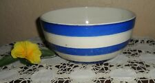 VINTAGE MARSHALL FIELD & CO CHICAGO WEDGWOOD ENGLAND COBALT MIXING SERVING BOWL