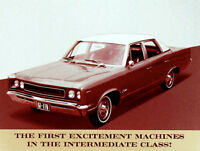 1967 AMC Dealer Promo - Speaking Of Excitement Film CD MP4 Format