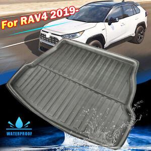 For Toyota RAV4 2019 2020 2021 Boot Liner Cargo Rear Trunk FLoor Tray Mat Carpet