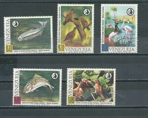 VENEZUELA 1968 Conservation of Natural Resources   UNUSED ** (MNH)