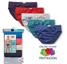 Fruit of the Loom Men's No-Fly Cotton Sport Briefs (5, 10 or 15 Value Packs)