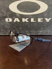 Oakley Crosslink Switch Prescription Eyeglasses Pewter 53/18 OX3128-0253