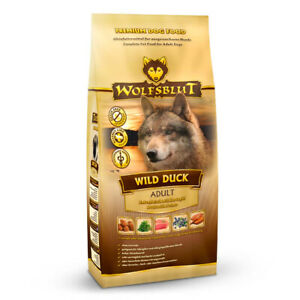Wolfsblut | Wild Duck Adult | 15 kg | Trockenfutter | Hundefutter