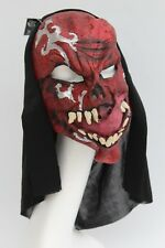 Adult Scary Devil Alien Halloween Mask Full Face Rubber Mask