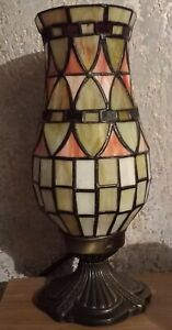 Vintage tiffany style lamp..