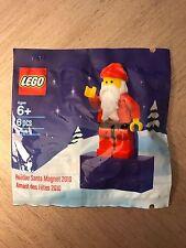 LEGO 2855167 Santa Magnet Polybag New Sealed