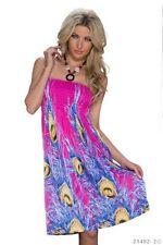 Vestiti da donna in cotone senza maniche Taglia 36