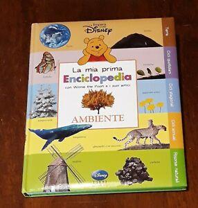 (Disney Libri) La mia prima Enciclopedia con Winnie the Pooh (Ambiente)