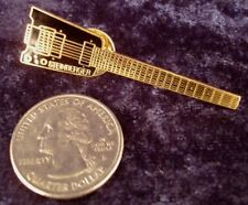 STEINBERGER® ELECTRIC GUITAR TIE LAPEL JACKET HAT PIN