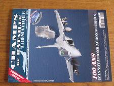 17$$ Revue Champs de Bataille Thematique n°20 100 ans d'inovations Aeronautiques