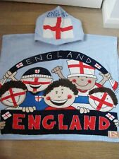 CHILDREN PULLOVER ENGLAND TOWEL
