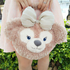New Disney Duffy Shellie May Bear Shoulder Bag/Handbag / Tote Bag Kid's Gift  M