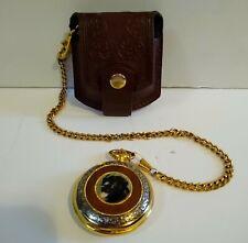 "Franklin Mint ""The Labrador Retriever� Pocket Watch By Nigel Hemming"