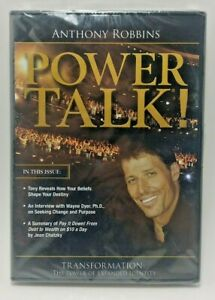 Anthony Robbins Power Talk! Transformation: The Power of Expanded Identity [New]