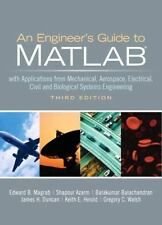 An Engineers Guide to Matlab by Edward B. Magrab.