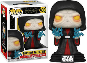 Star Wars IX - Pop! - Revitalized Emperor Palpatine n°433  - Funko