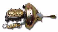 1967-1969 camaro power brake booster master combo and disc drum pro valve