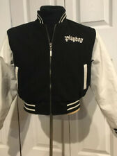 Vintage PLAYBOY Varsity Jacket, Pre Owned Please See Description For Size