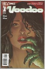 Voodoo #1 : DC Comic Book : New 52 Collection
