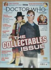 BBC Doctor Who Magazine #558 2020 The Collectables issue + Dalek strategist