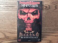WOTC D&D Miniatures 40025 Diablo 2 Monsters Sealed Box Set RARE