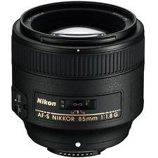 Nikon AF-S NIKKOR 85mm f/1.8G Lens #2201 *BRAND NEW*