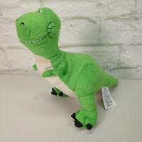 Disney Store Toy Story Rex 8 Inch Dinosaur Soft Plush Toy