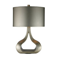 Dimond Lighting D1840 Carolina Table Lamps Silver Leaf