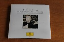 The Police - Sting - German CD / Songs From The Labyrinth / DG 06025 170 3139