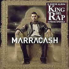 King Del Rap - Marracash CD UNIVERSAL MUSIC
