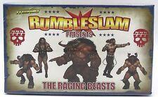 Rumbleslam RSG-TEAM-07 The Raging Beasts Beastmen Barbarian Wrestlers TT Combat