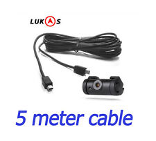 Lukas 5 Meter Rear Camera Cable Mini - Mini USB cable for LK-9X50, 9x00, LK-7950