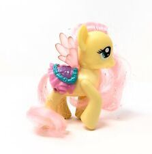 My Little Pony G4 Shine Bright Fluttershy Light Up Wings & Saddle Hasbro