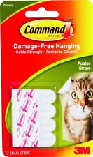 3M Command 17024C Poster Strips