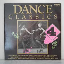 Various – Dance Classics 4 -  2 × Vinyl, LP, Compilation - ARCADE - 1988