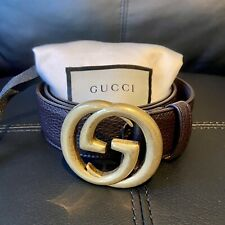 Classic Gucci Belt - Made In Italy