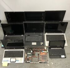 9 x Laptops Hp ProBook G62 mini G61 Dv6 As Is For Parts Or Repair
