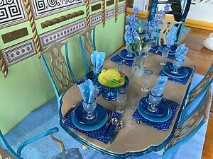 Barbie/Fashion Royalty OOAK Dining Room & Accessories/Diorama
