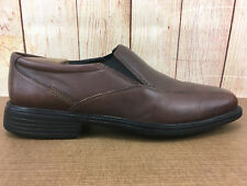 Bostonian Flexlite Bolton Slip-On  Shoe Leather Mens Size 9 M Dress Shoes P7(5)