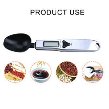 300 / 0.1g 500g / 0.1g LCD Digital Kitchen Measuring Spoon Food Electronic Scale