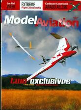 2014 Model Aviation Magazine: Two Exclusives/E-Flite Allusive/Fireflys/Arado AR