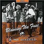 Various Artists - Blowing the Fuse (28 R&B Classics That Rocked the Jukebox in 1945, 2004)