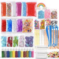 Slime Kit Set 49 confezioni di Accessori per Fai da Te Slime
