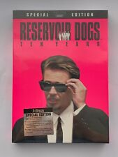 Reservoir Dogs Dvd, 2002, 2-Disc Set, Mr. Pink 10th Anniversary Limited Ed Nib